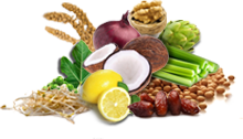 Regulatpro Bio from 12 fruits, nuts and vegetables